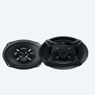 Picture of 6 x 9 in (16 x 24 cm) 3-Way Speakers