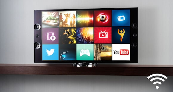 how to get sony tv to see 5ghz network