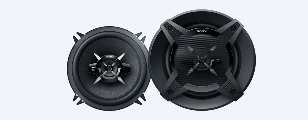 "Images of 5""1/4 (13 cm) 3-Way Speakers"