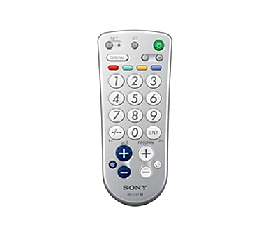 Support for Remote Controls | Sony USA