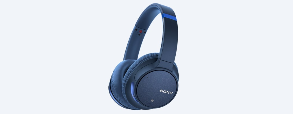 Images of WH-CH700N Wireless Noise-Canceling Headphones