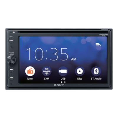 Picture of 6.4 inch (16.3 cm) Apple CarPlay/Android Auto™ DVD Receiver