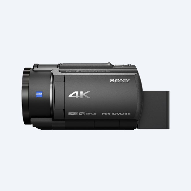 Camcorders Professional Hd 4k Video Cameras Sony Us