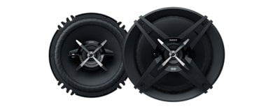 "Images of 6""1/2 (16 cm) High Power 3-way Speakers"