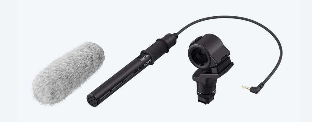 Images of Shotgun Microphone