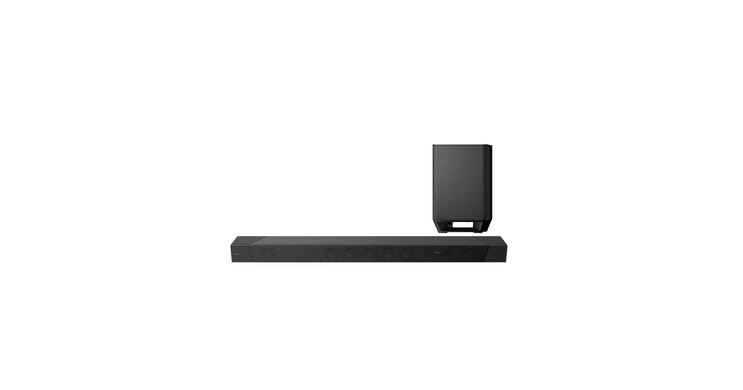 Sony 7 1 2ch Dolby Atmos/DTS:X TM Soundbar with Wi-Fi/Bluetooth technology   HT-ST5000