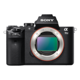α7 II E-mount Camera with Full Frame Sensor