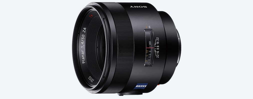 Images of Planar T* 50 mm F1.4 ZA SSM