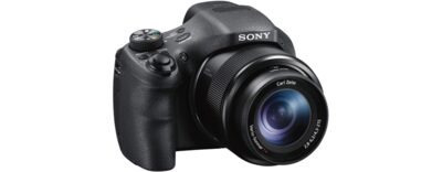 Images of HX300 Camera with 50x Optical Zoom