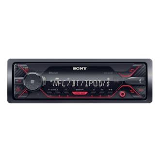 Dual Bluetooth Single-Din Car Stereo & CD Player | DSX-A410BT | Sony UG