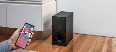 HT-S20R avec connectivité Bluetooth