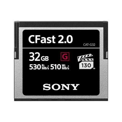Picture of G Series CFast 2.0 Memory Card