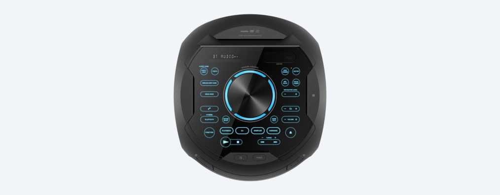Images de Système audio high-power V71D avec technologie BLUETOOTH®