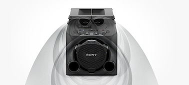 Picture of GTK-PG10 Outdoor Wireless Speaker
