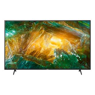 X800h Series 4k Ultra Hd Lcd Tv Sony Us
