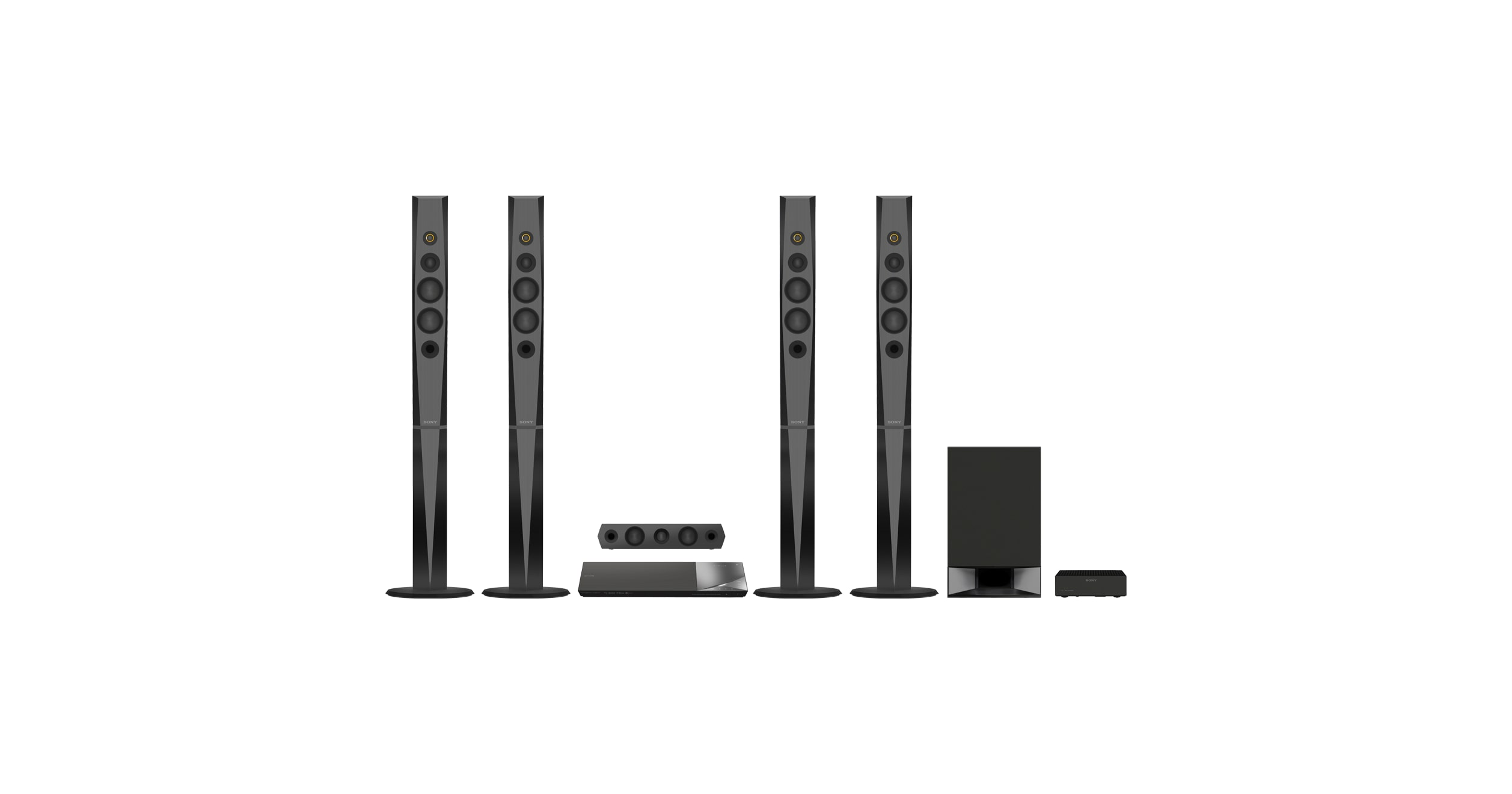 Home Cinema System With 51 Surround Sound Speakers N9200wl Sony Lr Theater Wiring Guide For 7 2