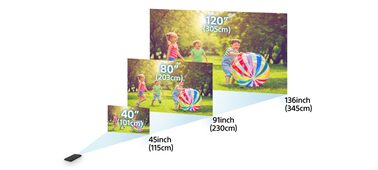 Picture of MP-CD1 Mobile Projector