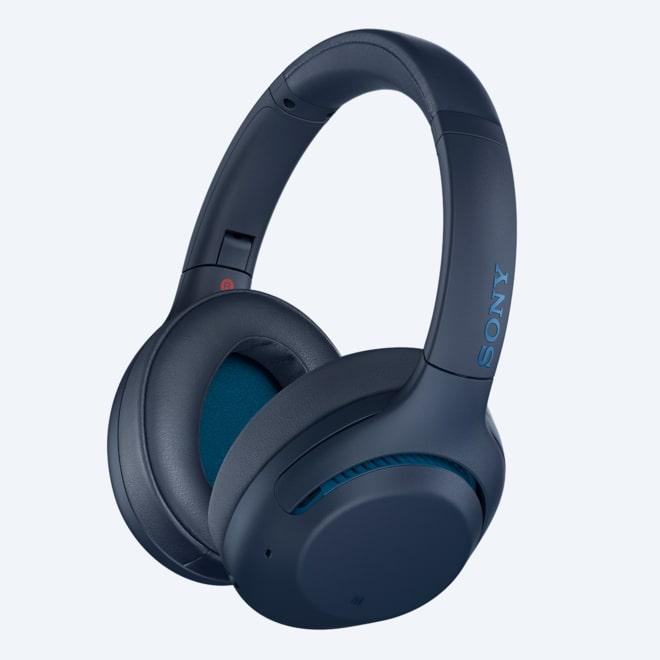 Headphones | Bluetooth & Wireless Over-Ear Headphones | Sony NG