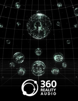 Film concept 360 Reality Audio