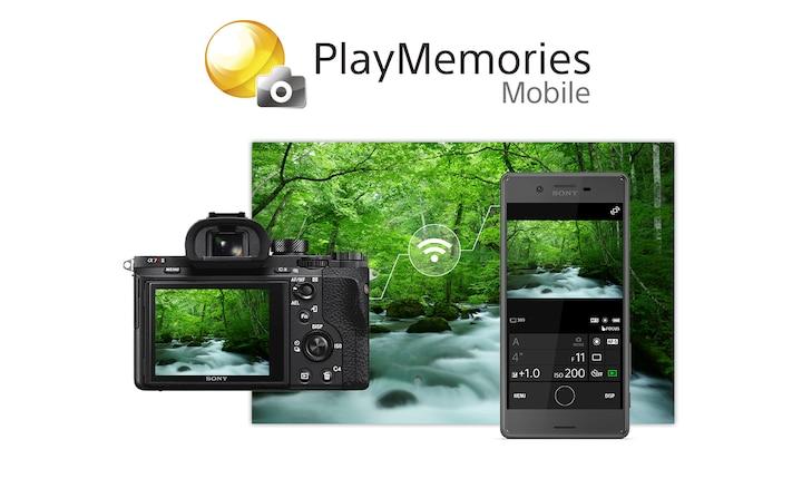 PlayMemories | Online Photo Storage, Transfer & Editor App