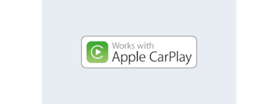 Apple CarPlay logos