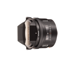 Picture of 16 mm F2.8 Fisheye