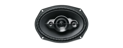 "Images of 16 x 24cm (6 x 9"") 4-Way Coaxial Speaker"