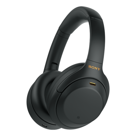 Image de Casque sans fil à réduction de bruit WH-1000XM4