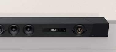 صورة 7.1.2 Dolby Atmos Soundbar مع تقنية Wi-Fi / Bluetooth®