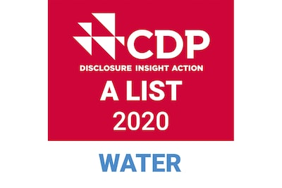CDP DISCLOSURE INSIGHT ACTION: A-list 2020 water