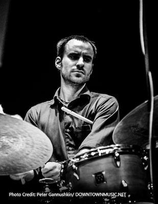 Devin Gray Jazz drummer and composer
