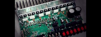 Resin-coated circuit board