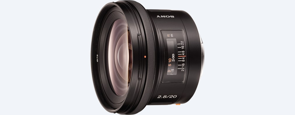 Images of 20 mm F2.8