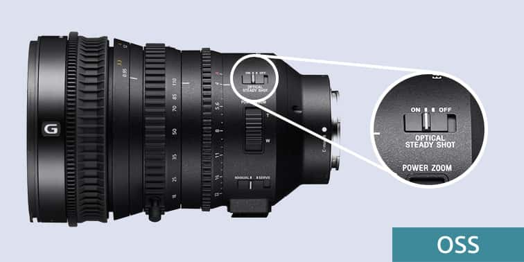 Picture of E PZ 18–110mm F4 G OSS