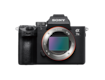 Picture of α7 III with 35-mm full-frame image sensor