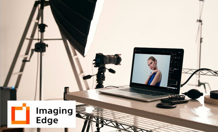 Image of Imaging Edge desktop applications