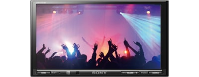 "Images of 17.6cm (6.95"") LCD AV Receiver"
