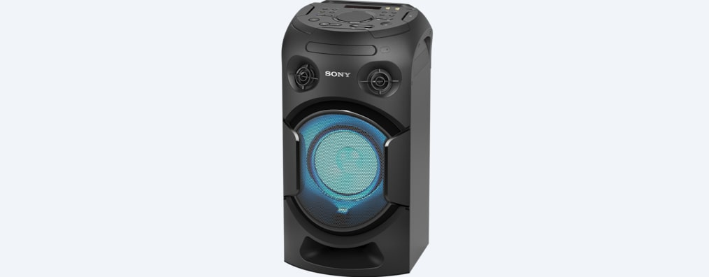 Images of V21D High Power Audio System with BLUETOOTH® Technology