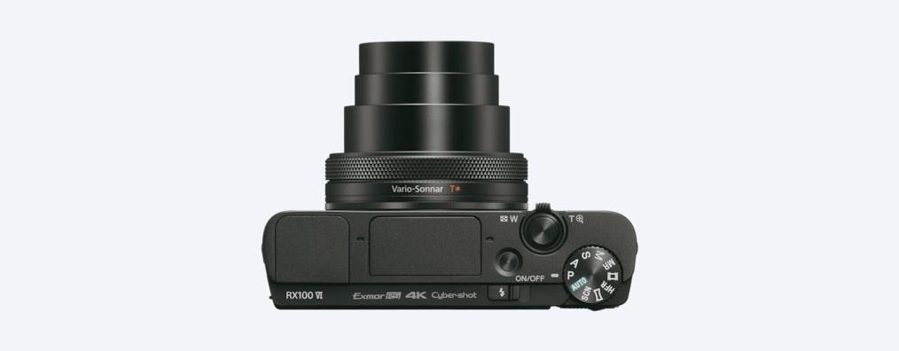 Sony RX100 VI — broad zoom range and super-fast AF