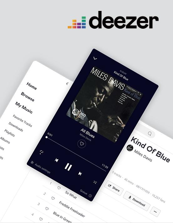 Deezer Hifi Music