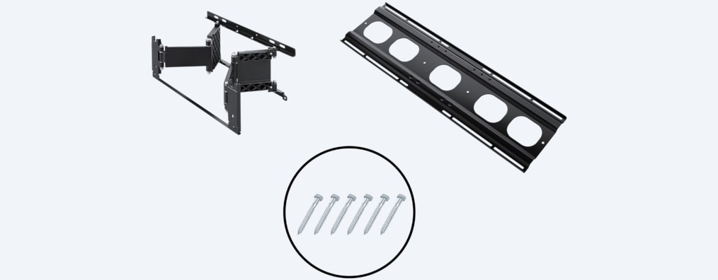 Images of Wall-Mount Bracket for XBR-75X940E / XBR-65X930E