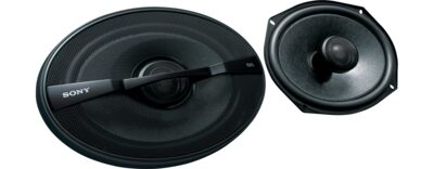 Images of 6 x 9 in (16 x 24 cm) GS 2-Way Coaxial Speakers