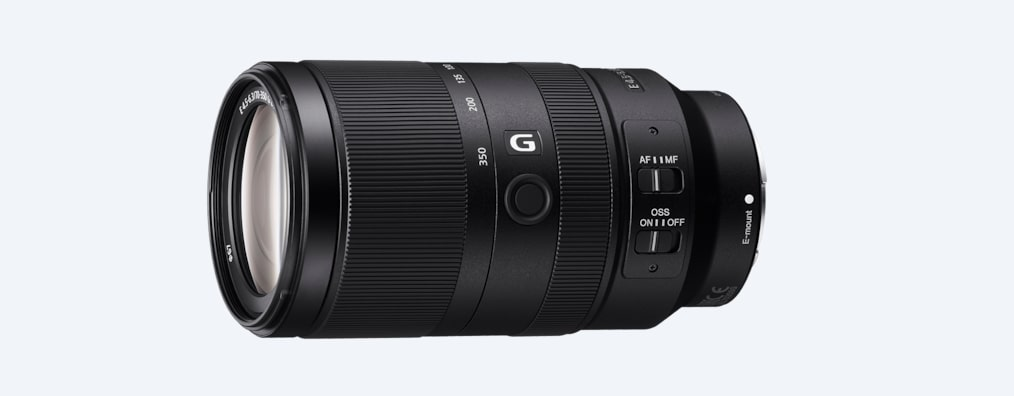 Images of E 70–350 mm F4.5–6.3 G OSS
