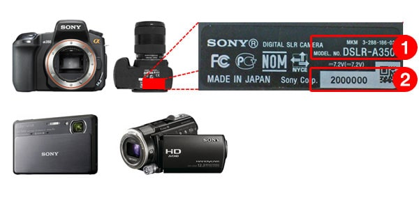 Batteries & Chargers | Handycam® Camcorder Accessories | Sony US