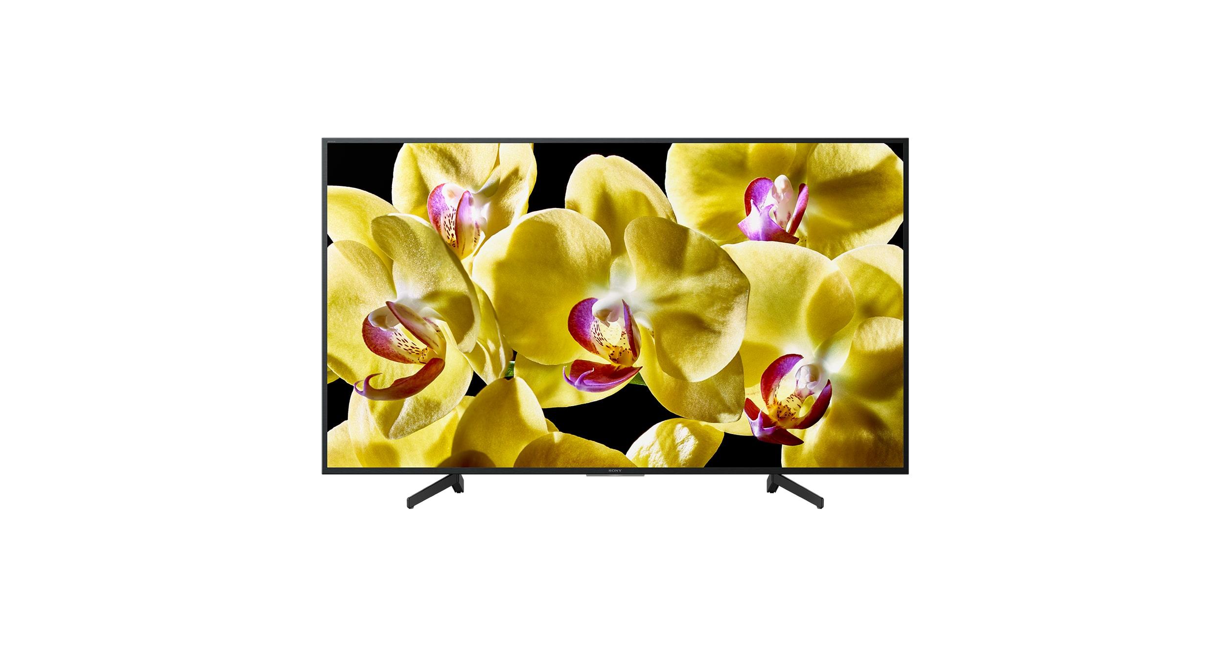 X80G Series LED 4K Ultra HD HDR Smart TV | Sony US