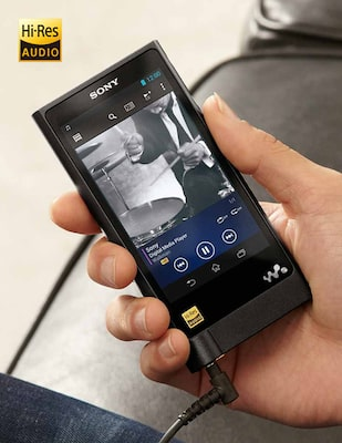 Walkman® Hi-Res Audio