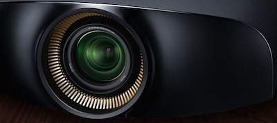 Picture of 4K Home Theater Projector