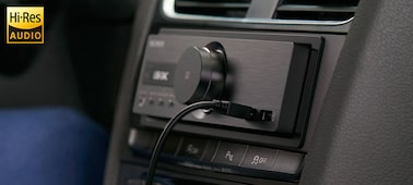 Picture of Media Receiver with BLUETOOTH® Wireless Technology