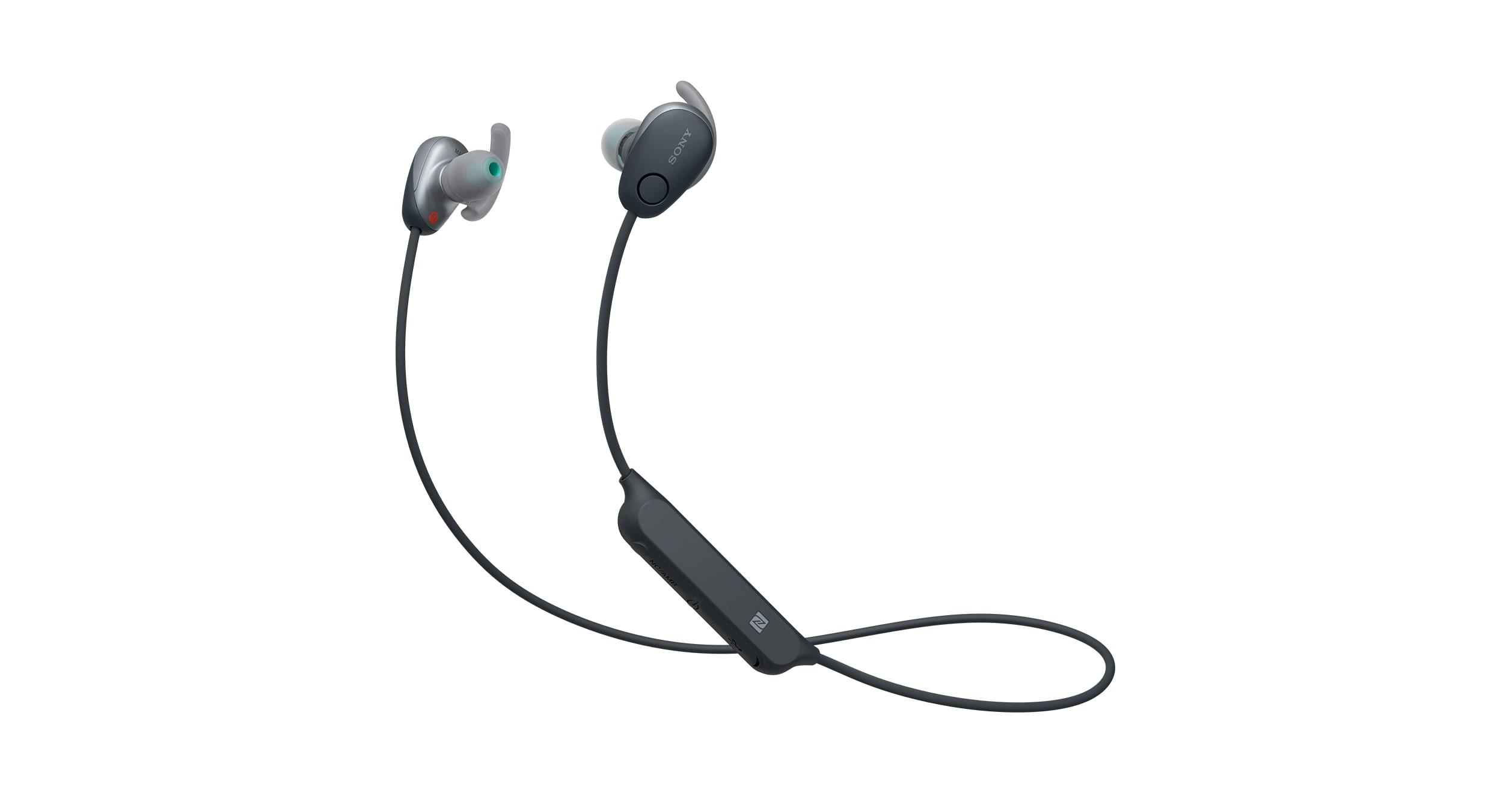 Sony WI-SP600N Sports Wireless Noise Canceling In-ear Headphones
