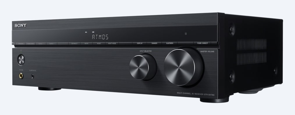 Images of 7.2ch Home Theater AV Receiver | STR-DH790